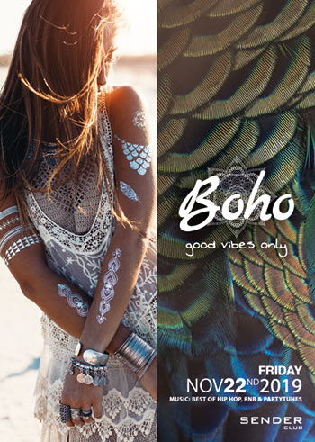 Boho – Good Vibes Only