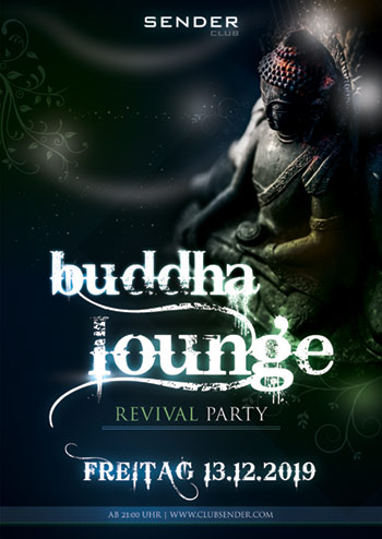 Buddha Lounge – Revival Party